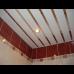 Реечный потолок Cesal 3306 Белый матовый 100-150 мм