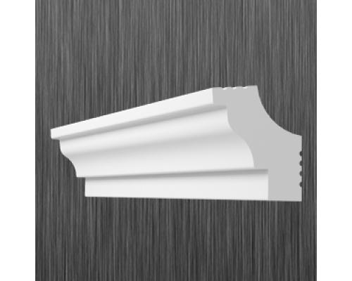 Плинтус потолочный пенопласт C-30 Киндекор Kindecor - длина 2 метра
