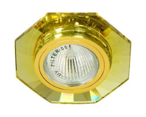 Светильник Feron 8120-2 золото