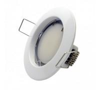 Светильник точечный DS 02 WH Белый