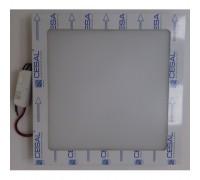 Светильник светодиодный Cesal LED 300х300мм