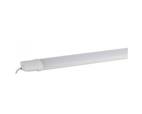Светодиодный линейный светильник Led SPP-3-40-6K-M ЭРА 1262х75х35 40Вт 3600Лм 6500К матовый