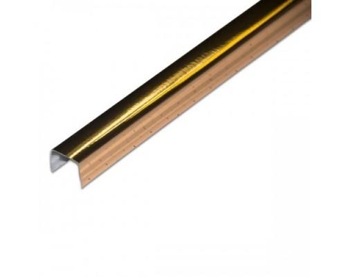 Вставка Албес Супер-золото 15 мм.